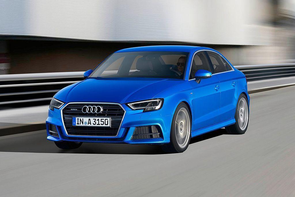小改款Audi A3車型,也提供更著重節能表現的1.5L直列四缸渦輪增壓引擎可選...
