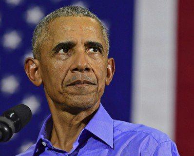 美國前總統巴拉克·歐巴馬。圖/美聯社