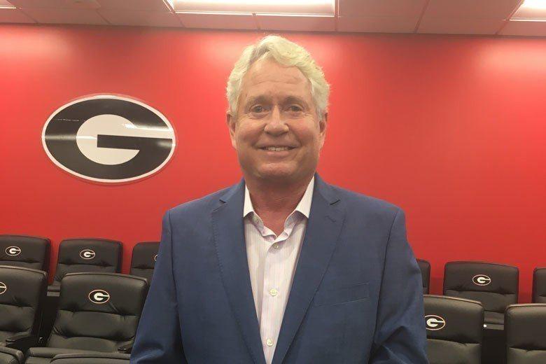 老鷹隊前總裁鮑伯.威廉斯認為林書豪的加入將有利球隊收入成長。 周汶昊/攝影