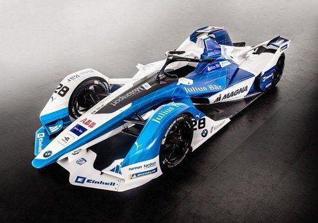 新世代BMW i8油電跑車將導入Formula E賽車技術