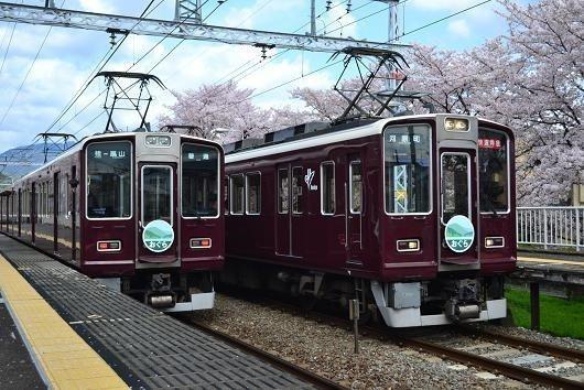 阪急電鐵。 圖/blog.goo.ne.jp