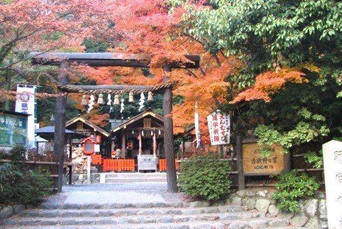 野宮神社。 圖/kyoto.wakasa.jp