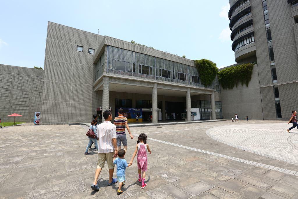 國立自然科學博物館。 圖/travel.taichung.gov.tw