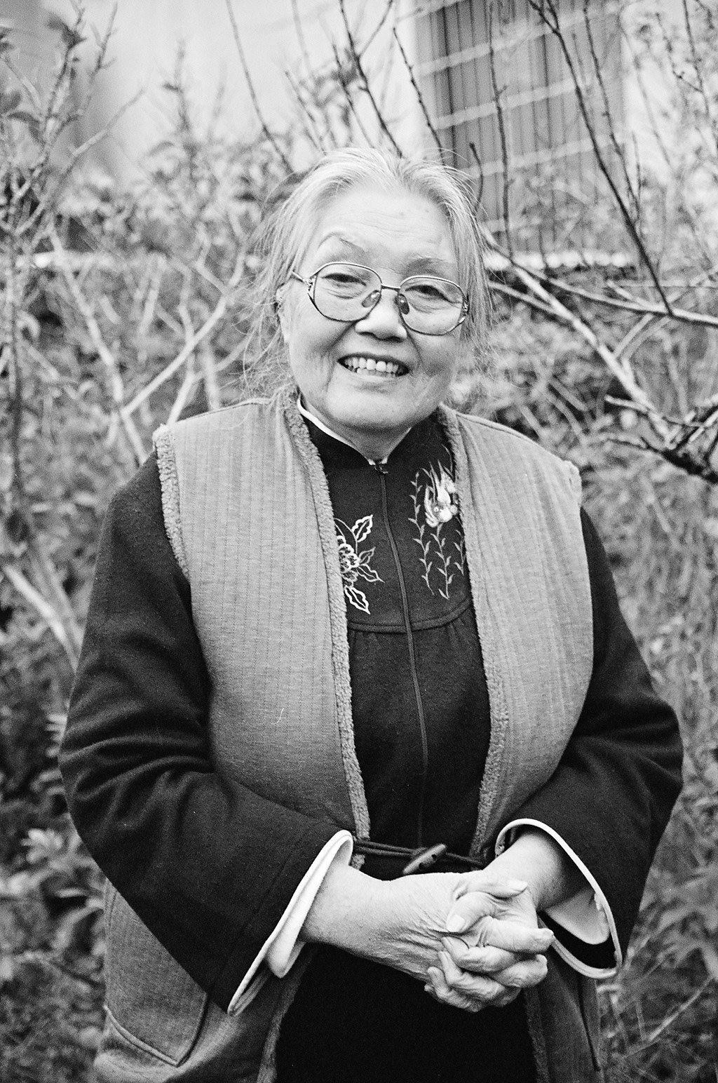 已故客籍女詩人杜潘芳格