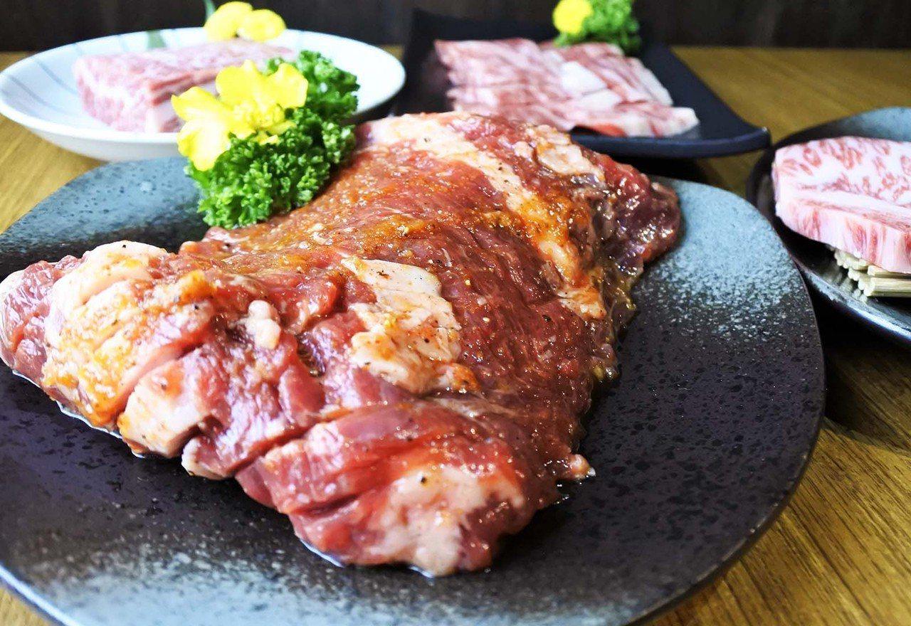 (圖/台灣旅行趣) ▲橫膈膜在每頭牛僅能取下6公斤,稀有度爆表。僅事先預訂才品嘗...