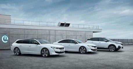 法國獅的進擊 Peugeot 508 Hybrid與3008 Hybrid4 PHEV明年發表!
