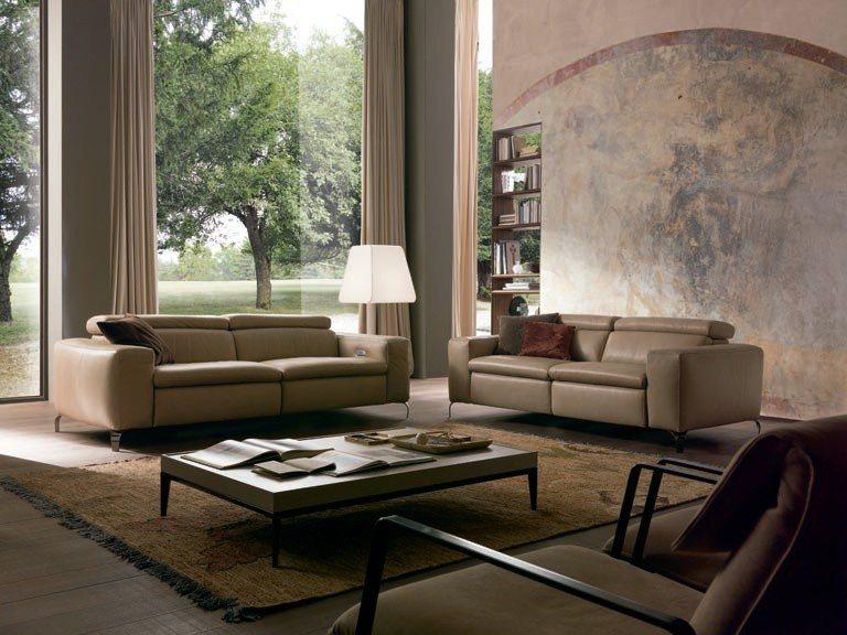 夏圖Rialto沙發,特賣價5萬7千元,原價16萬。圖/創空間提供
