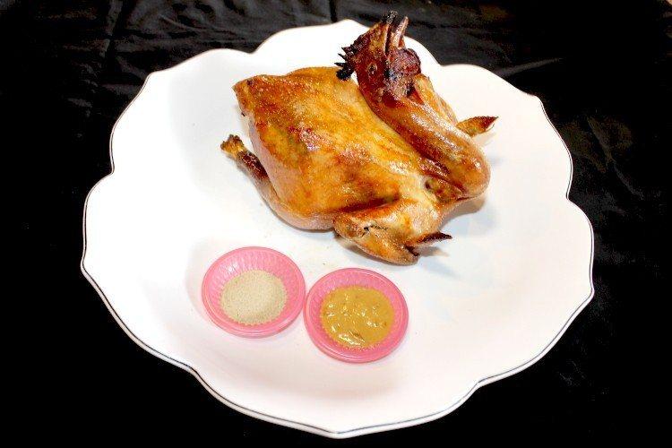 火山爆發雞也是江振誠的口袋名單之一。圖/摘自火山爆發雞官網