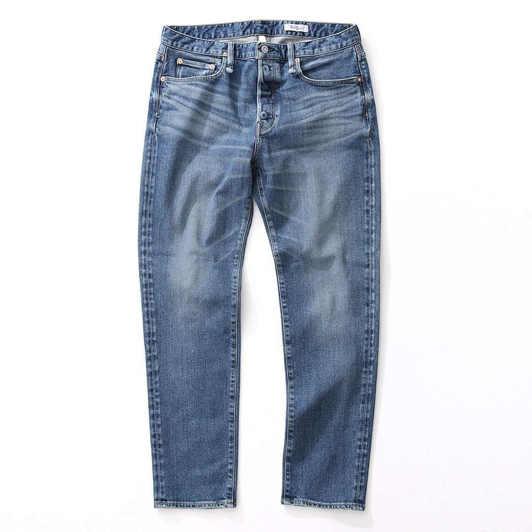 Fred Segal ORIGINALS男裝牛仔褲,售價6,900元。圖/Fre...