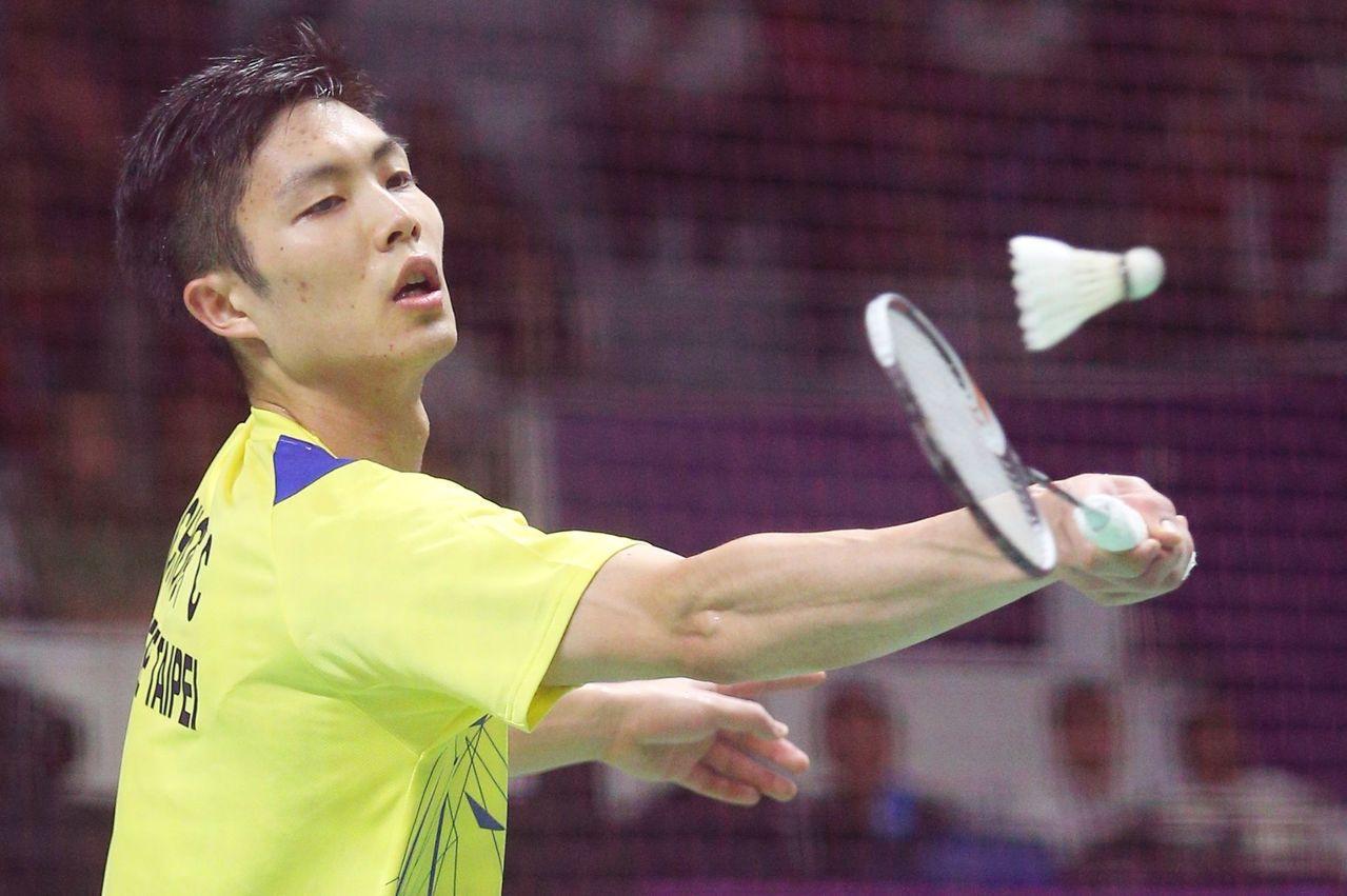 周天成順利晉級南韓公開賽第二輪。圖/報系資料照