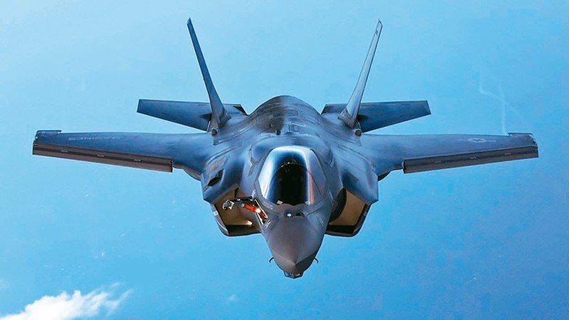 將空襲阿富汗!美「天下第一戰機」首秀上演