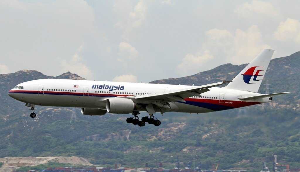 馬來西亞航空MH17客機2014年遭擊落,調查結果指遭俄羅斯飛彈擊落。 圖/新華...