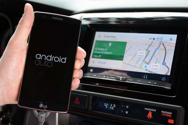 廣大的Android手機用戶很需要Android Auto的加入。 摘自Android