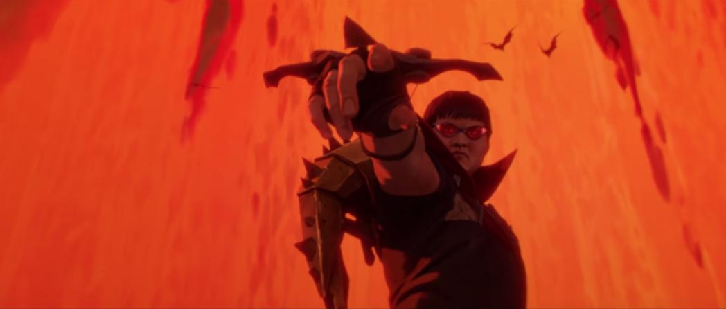 RNG Uzi化身為拿手英雄汎。