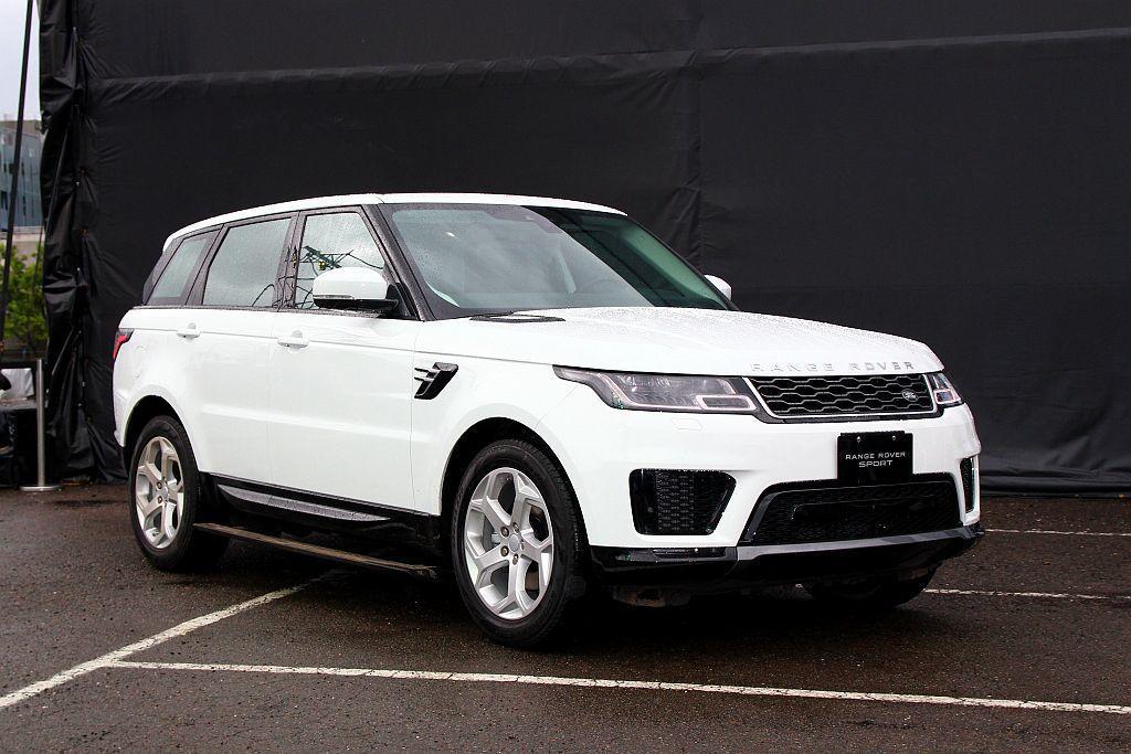 小改款 Range Rover Sport售價自352萬台幣起。 記者張振群/攝...