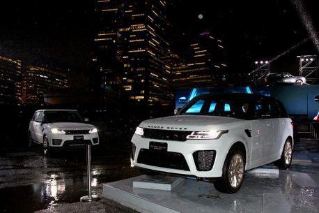 豪華越野之王!新年式Land Rover Range Rover正式在台上市