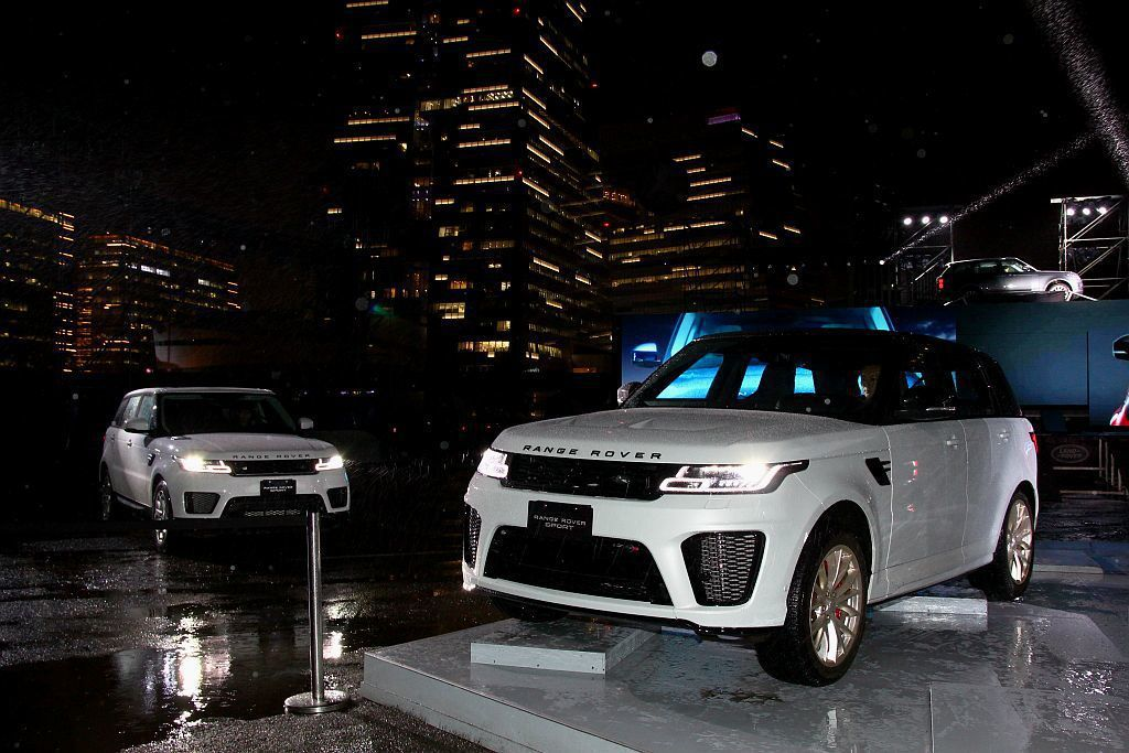 小改款Land Rover Range Rover及Range Rover Sp...