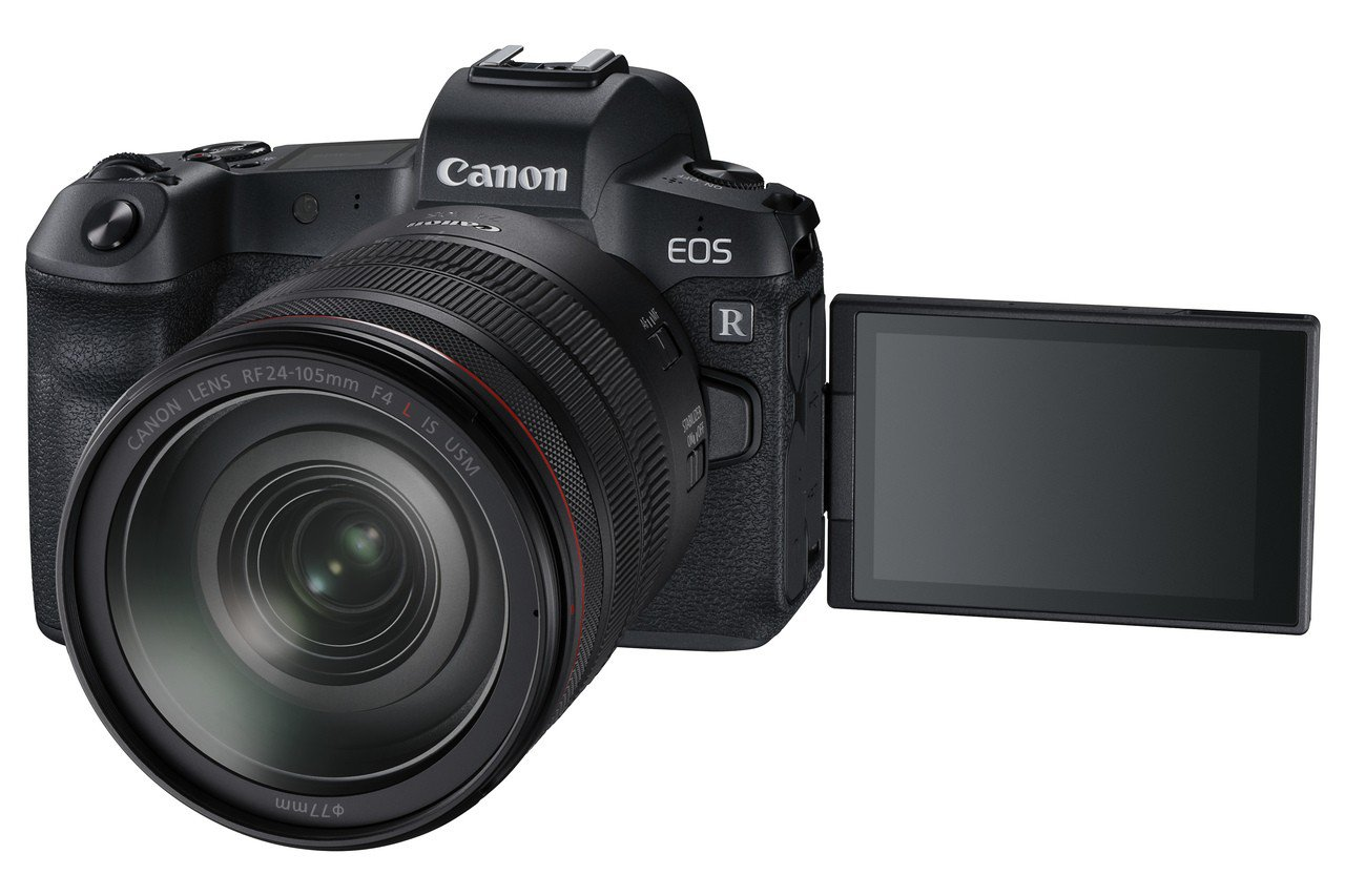 Canon EOS R + RF 24-105mm f/4L IS USM (單...