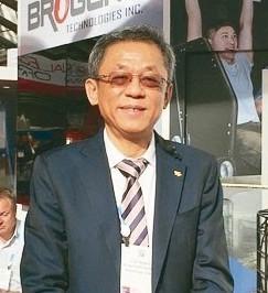 智崴總經理歐陽志宏