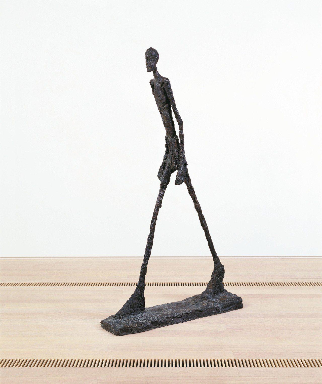 貝耶樂基金會收藏亮點之一,阿爾伯托.賈科梅蒂(Alberto Giacomett...
