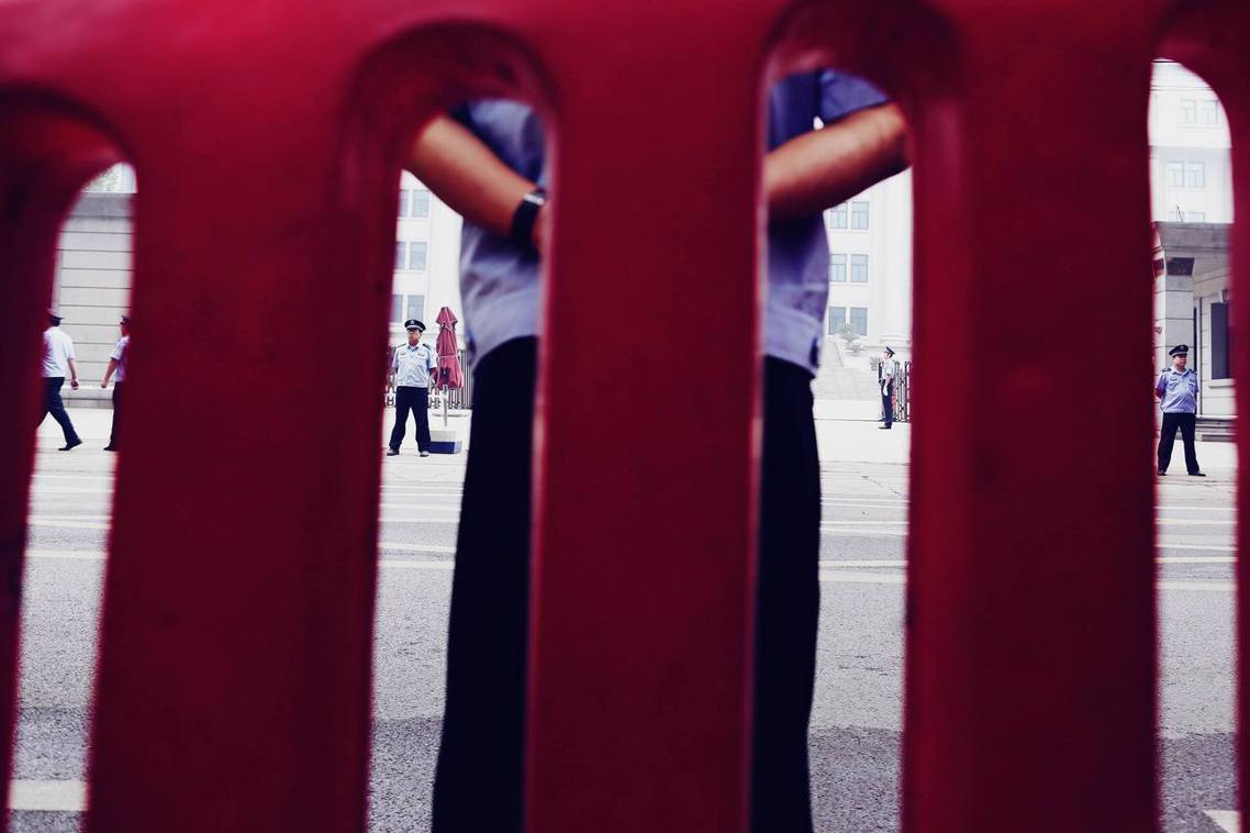 山東濱州的地方人民檢察院的副檢察長——王磊——涉嫌替「黑惡勢力充當保護傘」,被抓...