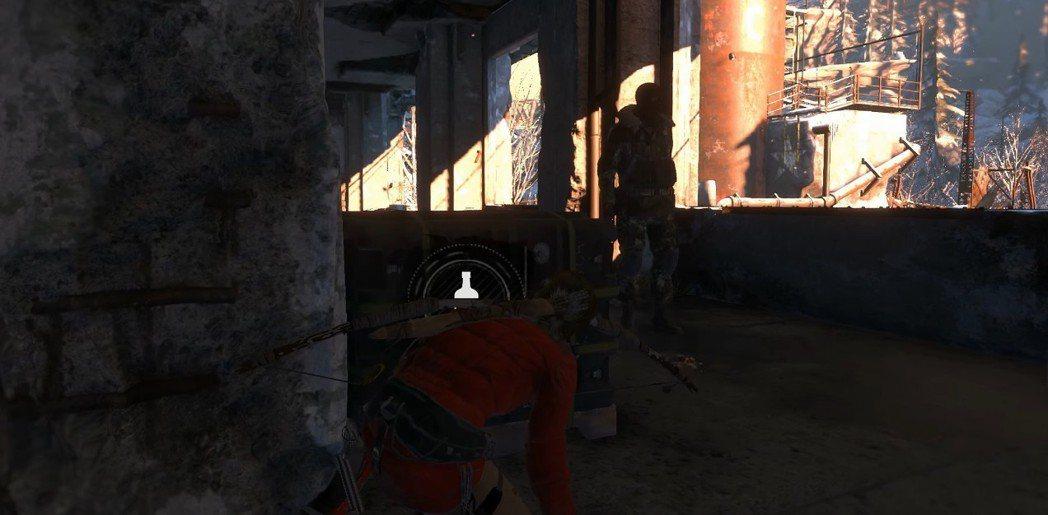 遊戲中可以進行暗殺的地方相當多。