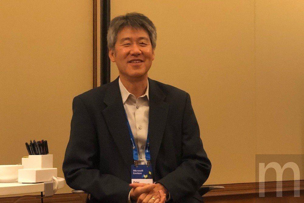 微軟企業副總裁、健康照護部門負責人Peter Lee博士