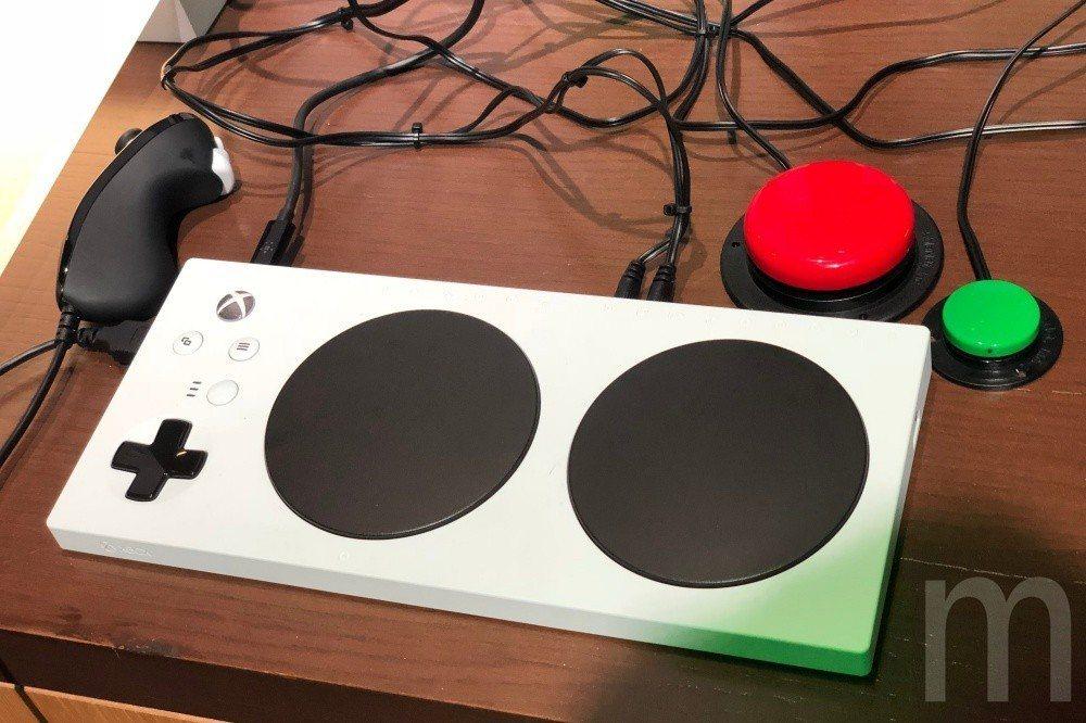 雖然與人工智慧議題沒有太大關連,但從針對殘疾玩家打造名為Xbox Adaptiv...