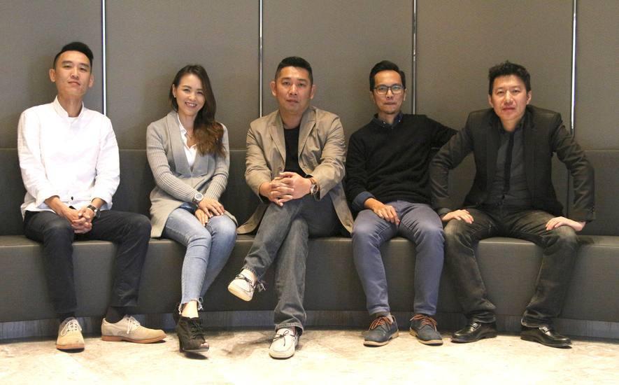 (圖)冠宇和瑞空間設計在蕭冠宇設計總監的帶領下,與董家錦設計副總監、王俊智設計副...