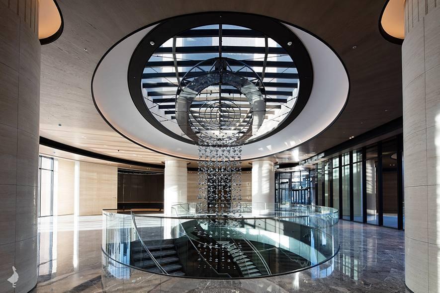 (圖)冠宇和瑞空間設計 設計作品《昭揚.縱橫》