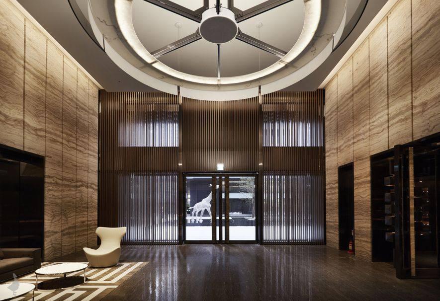 (圖)冠宇和瑞空間設計 設計作品《映》