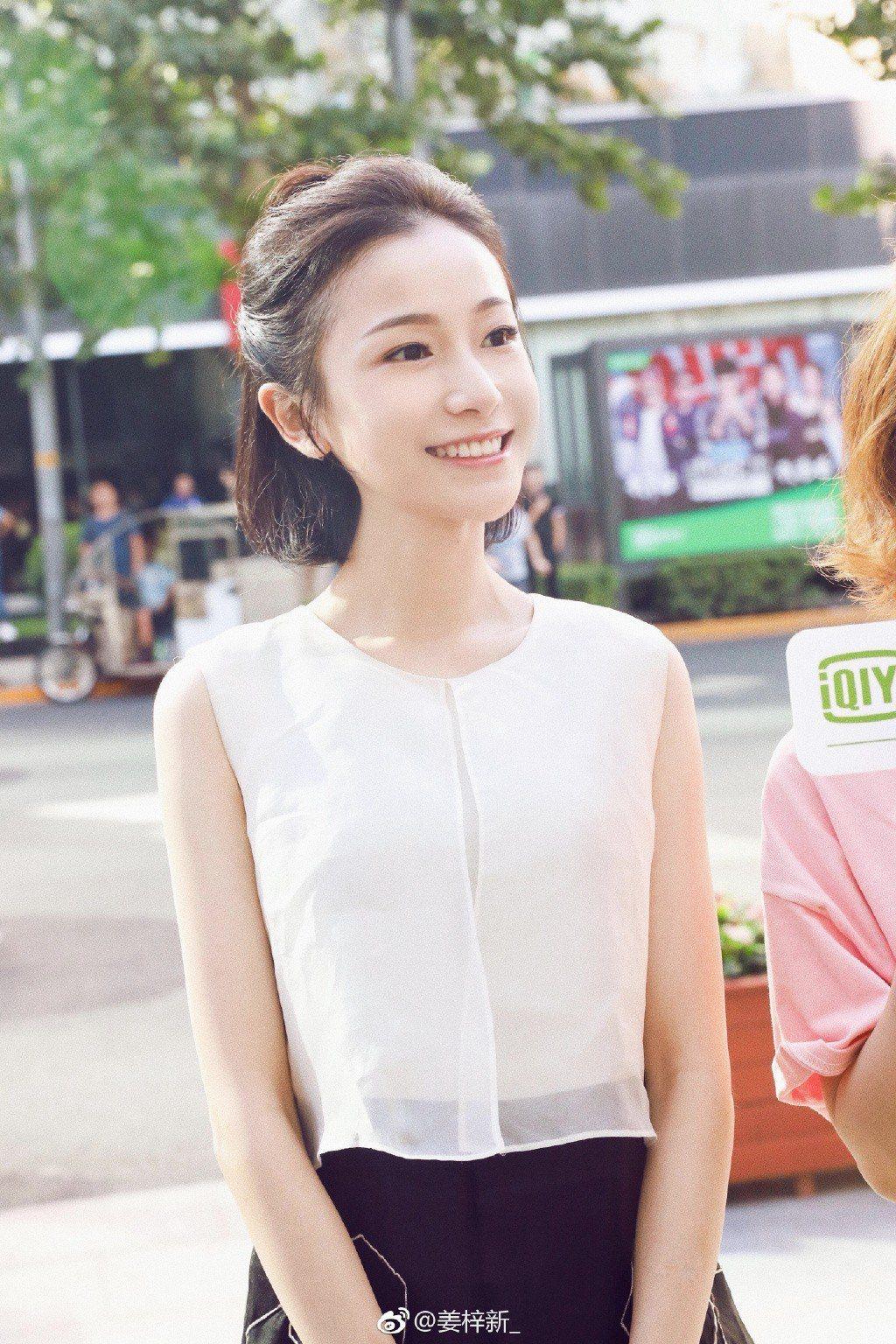 「延禧攻略」中飾演宮女明玉的姜梓新。圖/摘自微博