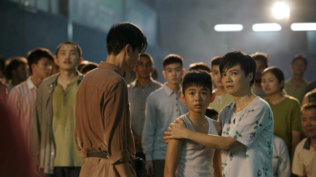 楊雁雁在「李宗偉:敗者為王」扮演大馬羽球王李宗偉的母親。圖/福斯傳媒集團提供