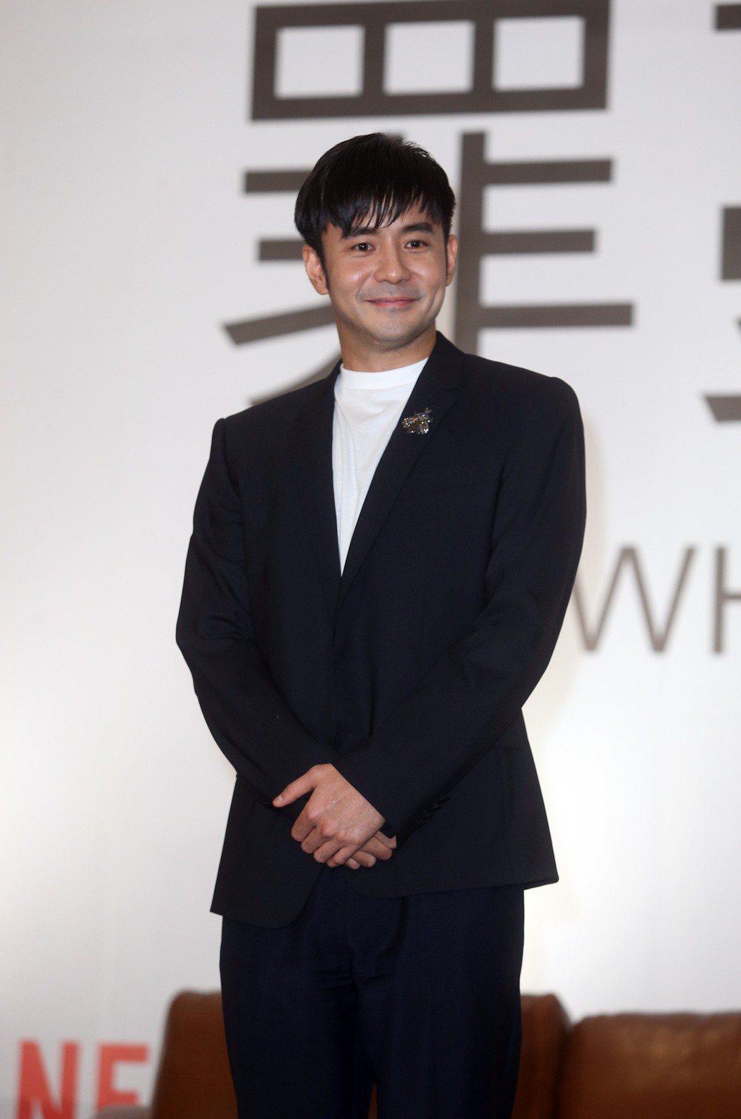 劉子千演出Netflix首部華語自製原創影集《罪夢者》。記者曾吉松/攝影