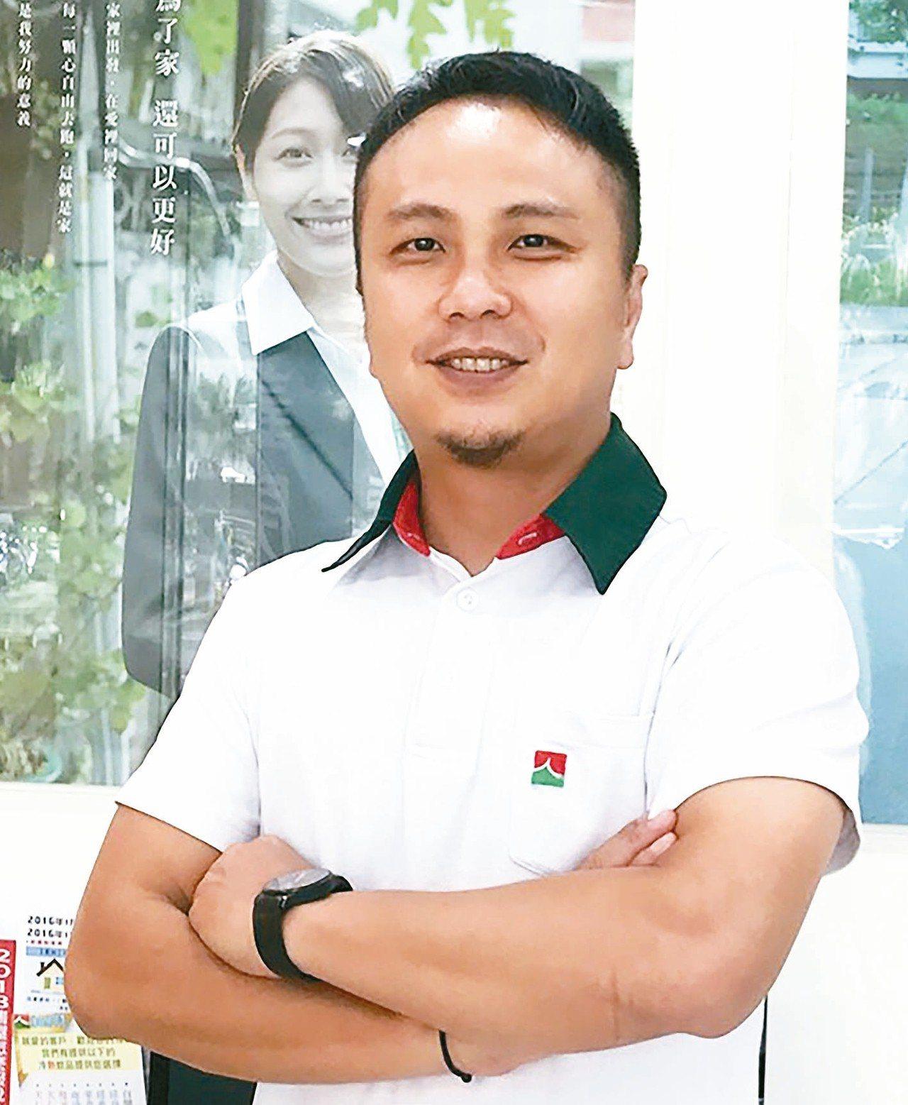 吳銘彰(信義房屋灣區獅甲店),年齡:42歲,入行年資:15年。