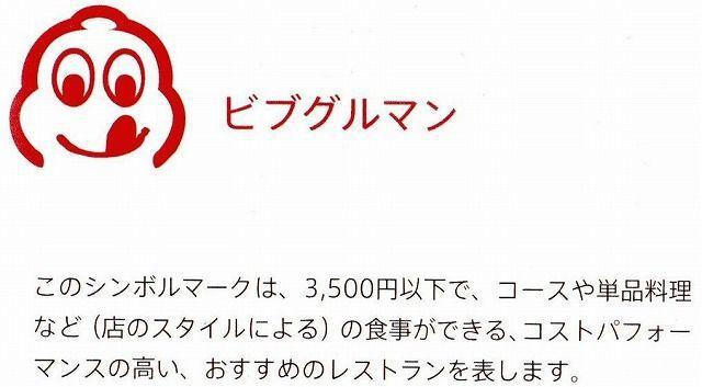 圖片來源 : Michelin Guide Japan