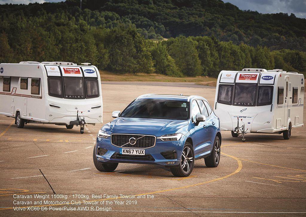 今年綜合表現最優異的車款,是獲得世界年度風雲車大獎的全新第二代Volvo XC6...