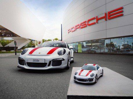 Porsche 911 R竟重啟生產 而且竟然只要台幣1,800元!