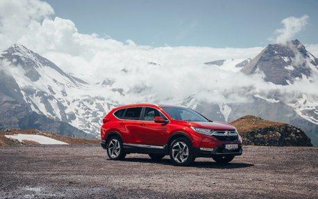 Honda CR-V Hybrid正式進軍歐陸 取代柴油動力