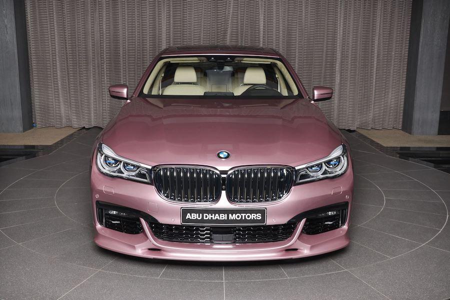 Abu Dhabi Motors提供
