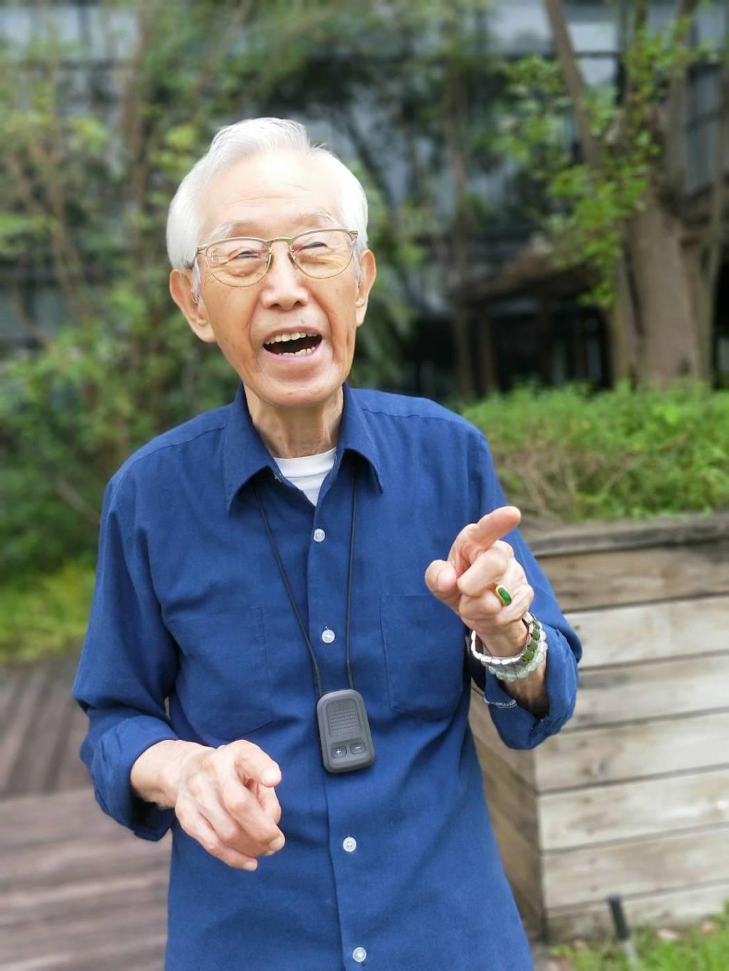 高振鵬今年90歲是金鐘特別貢獻獎得主  圖/三立提供