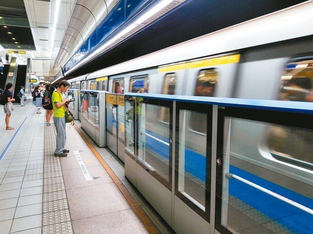 台北捷運因應落軌意外,2005年起陸續增設各車站月台門,但過程一波三折,如今總算...