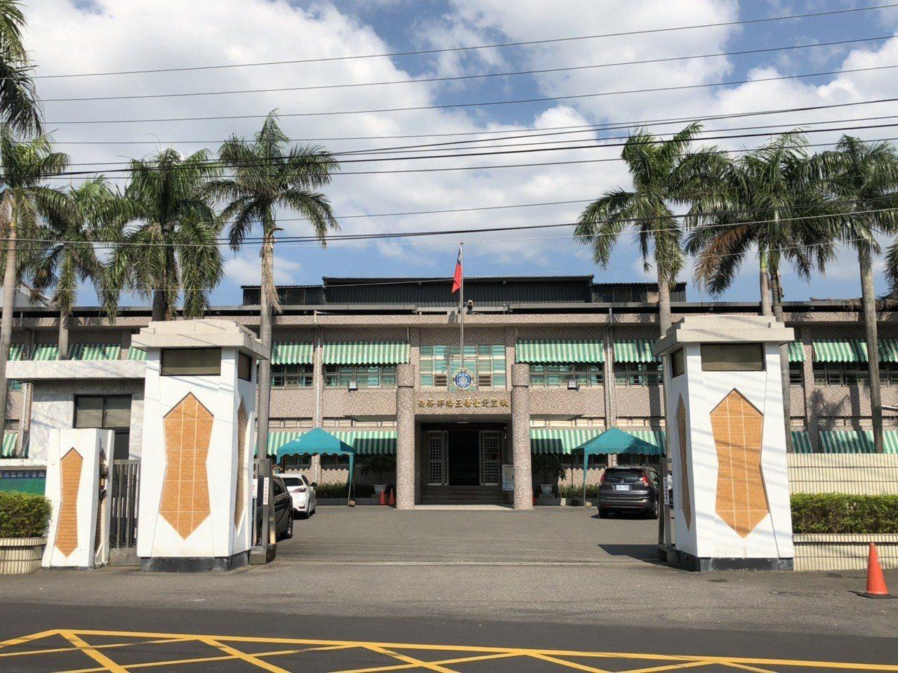 台北監獄目前收容人數達3700多人,超收比例達3成7。 記者曾健祐/攝影