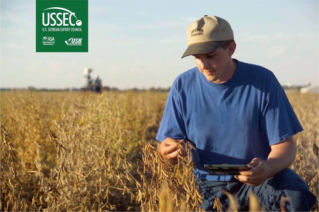 美國黃豆農民採用的永續農業(Sustainable Agriculture)耕種...
