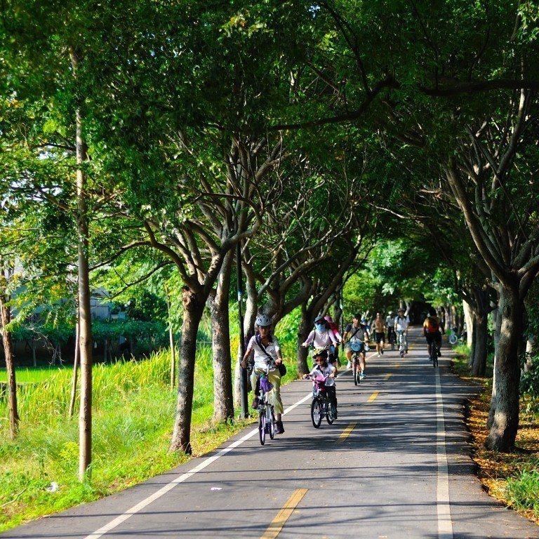 台中市打造暨自行車市,結合在地產業與觀光。圖/台中市觀光旅遊局提供