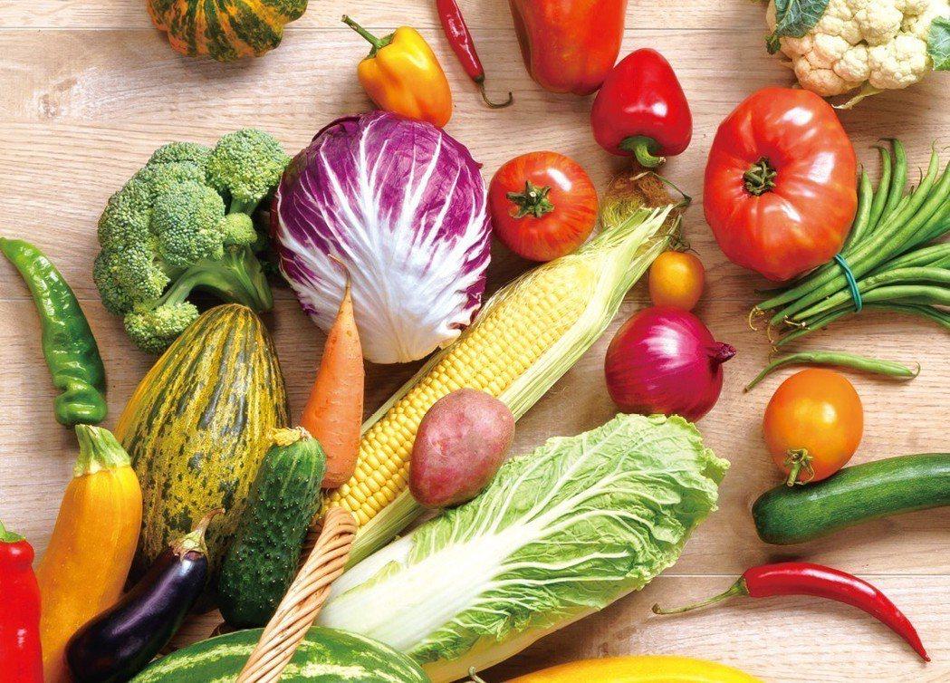 打造健康活力的腸道:好菌、膳食纖維、植化素 圖╱摘自《吃出好睡眠:好好睏!營養師...