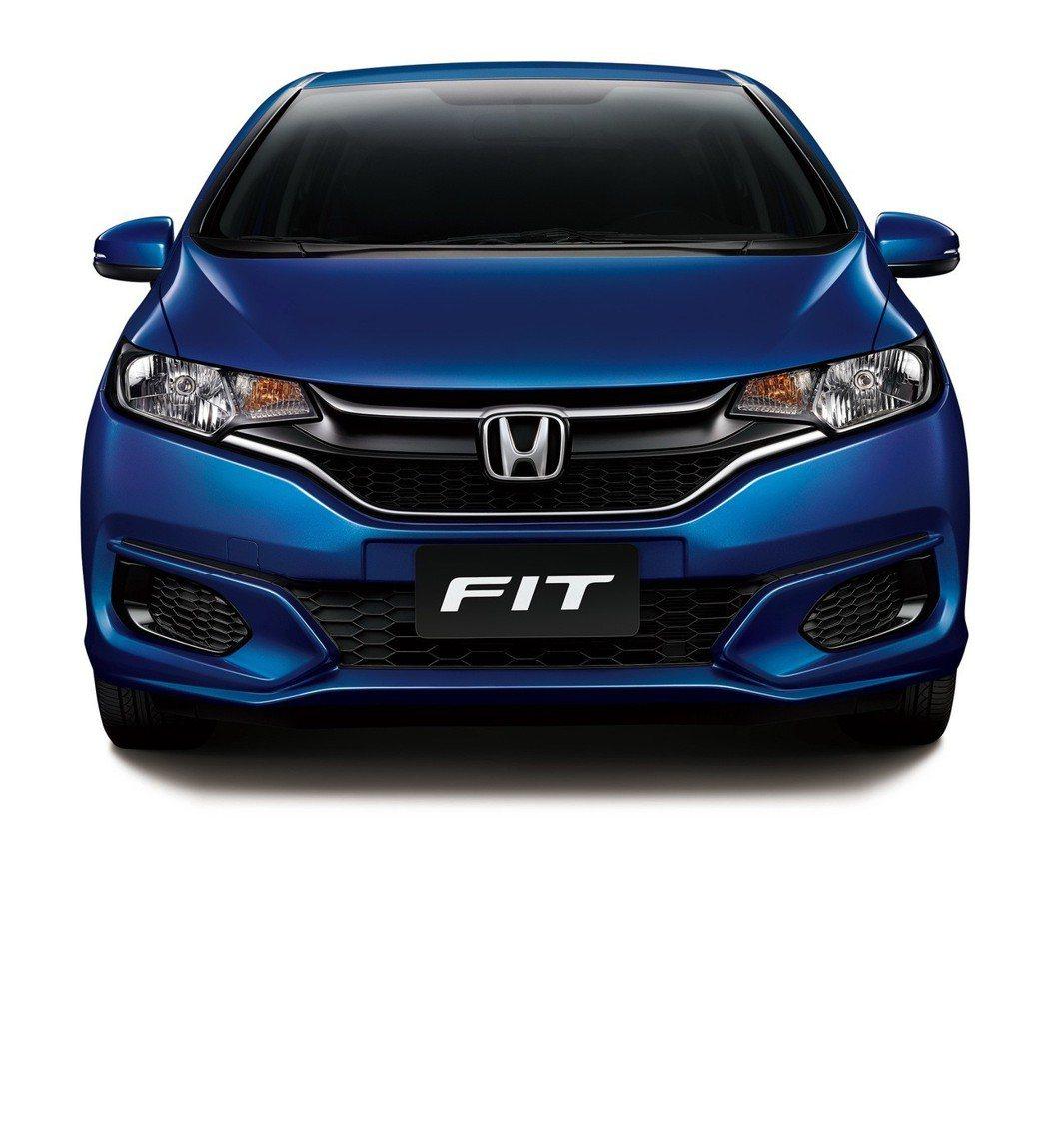 過往銷售也曾經亮眼的Honda FIT,近年銷售也持續下滑。 圖/台灣本田提供