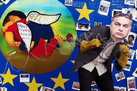 馬克宏以及Orban各自所代表的「歐洲價值」兩面之間的衝突,將無可避免地成爲歐盟...
