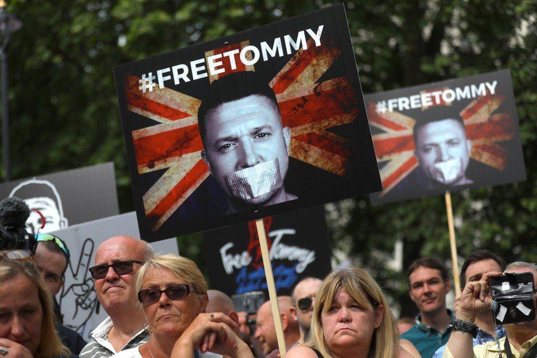 湯米.羅賓森是英格蘭捍衛者聯盟(EDL)的共同創立者並擔任發言人。他的極右翼言論...