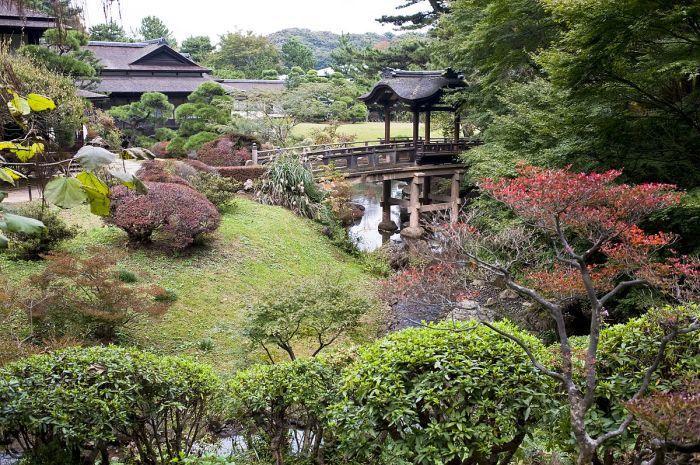 三溪園。 圖/Wikimedia
